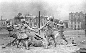Великая Отечественная война, дети