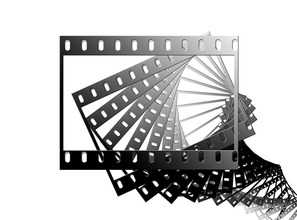 Чёрно-белое кино