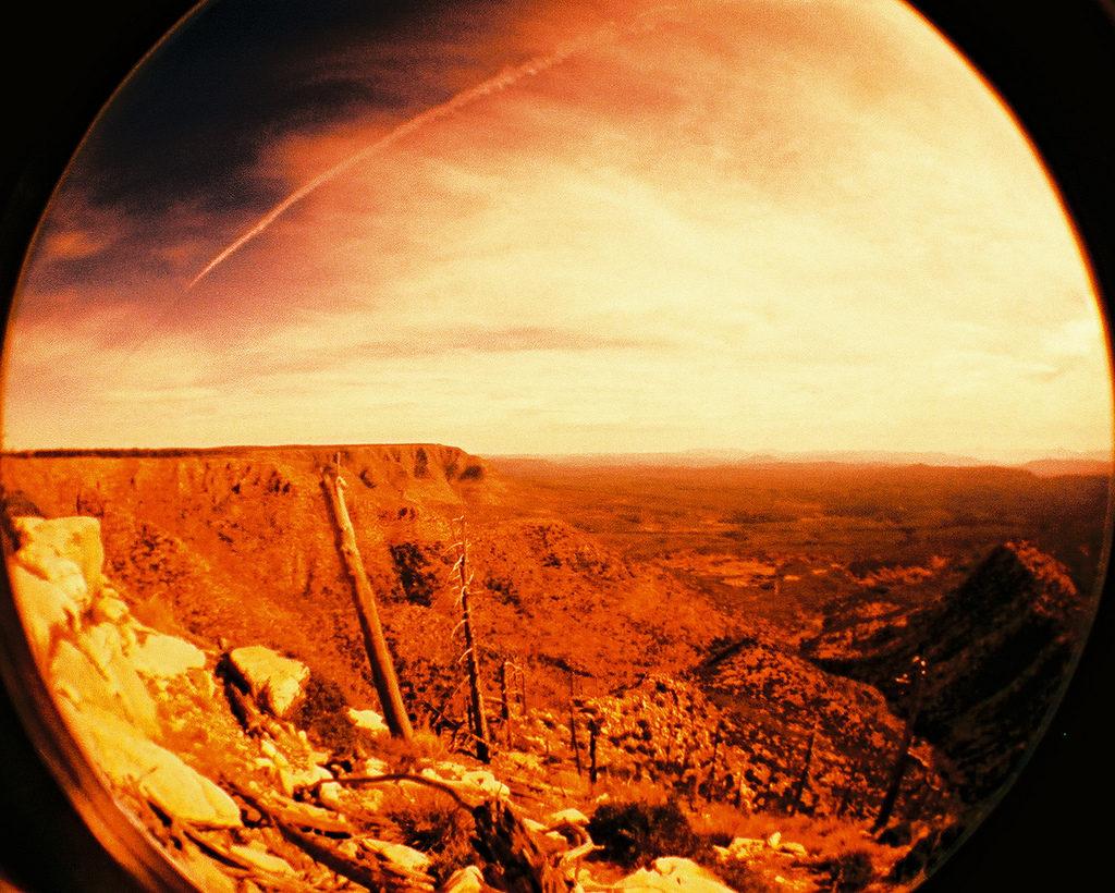 Марс? Нет, Аризона