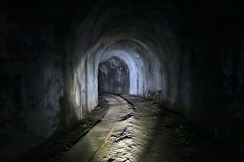 Туннель в темноту