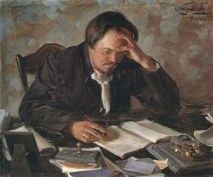 СИЗО и великая русская литература